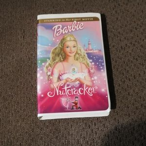 Barbie The Nutcracker VHS